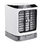 Air Cooler hordozható, tölthető léghűsítő, léghűtő