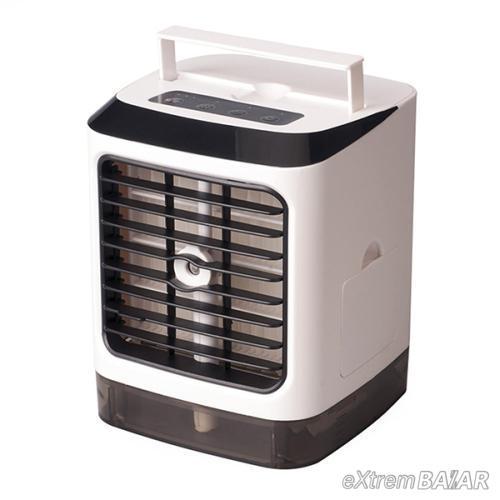 Mini Air Cooler léghűtő készülék / mini légkondicionáló és párologtató 480 ml