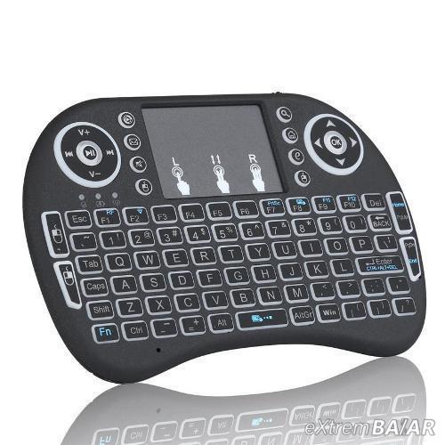 Mini Bluetooth billentyűzet és érintőpad