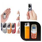 L8Star BM10 mini kártyafüggetlen mobiltelefon.