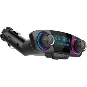 BT08 autós Bluetooth kihangosító készlet FM transmitter