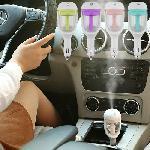 Autós párásító és illatosító szivargyújtó csatlakozóval