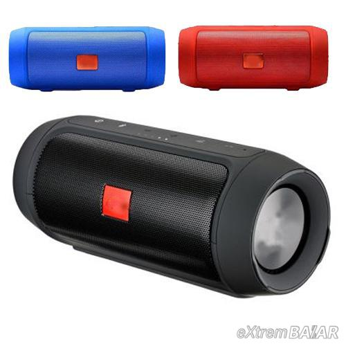 Charge 1+  Bluetooth vezeték nélküli hordozható MP3 zenelejátszó hangszórók Kültéri vízálló