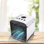 ChillAir hordozható léghűtő készülék / mini légkondicionáló és párologtató