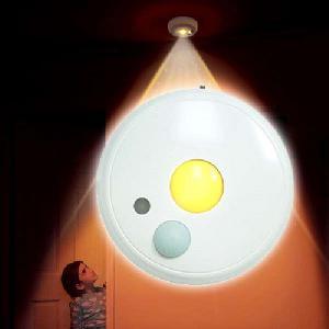 Cozy Light vezeték nélküli éjszakai, fény- és mozgásérzékelős lámpa
