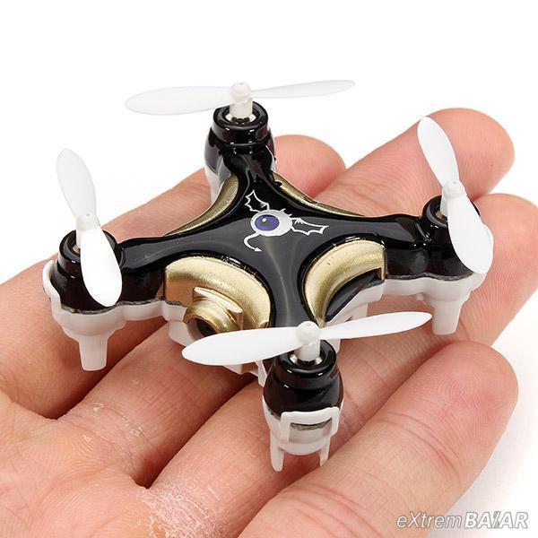 Quadcopter ( Drón ) CX-10C A világ legkisebb Drón Cameraval 2,4 Ghz 6 Axis 4 Channnel