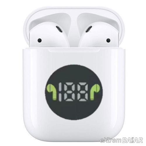 Bluetooth fülhallgató 5.0 tws digitális kijelzővel