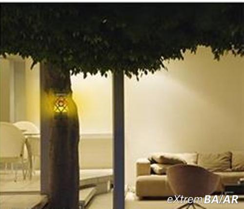Kültéri napelemes mozgásérzékelős led fali lámpa