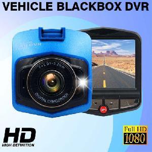 Full HD 1080P autós kamera - Blackbox - DVR