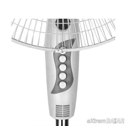 Giovanni 2db 40cm-es 40W Álló Ventilátor Jelzőfénnyel