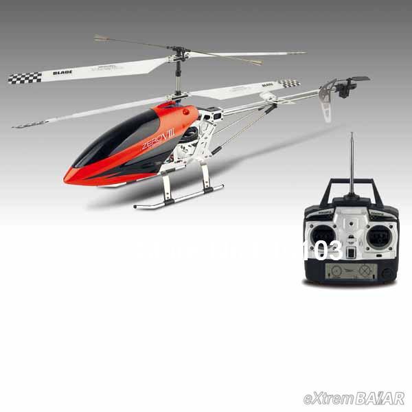Helicopter három csatornás távirányító giroszkóp 800L 730x120x260 mm