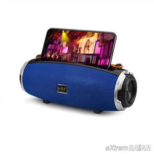 Hordozható Bluetooth hangszóró HF-f606