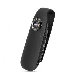 Rejtett kamera - hordozható mini kamera / mágneses, felcsíptethető