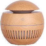 Fa hatású aromaterápiás párologtató, ultrahangos párásító és illatosító 150ml