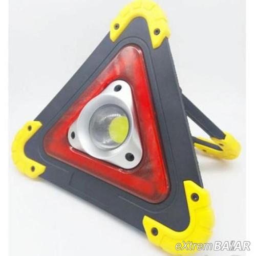Hurry bolt Többfunkciós napelemes figyelmeztető lámpa