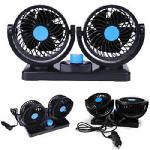 Forgatható autó ventilátor