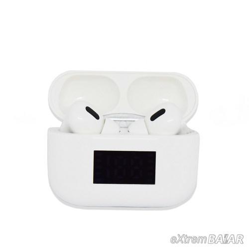 InPods 3 vezetéknélküli fülhallgató digitális kijelzővel