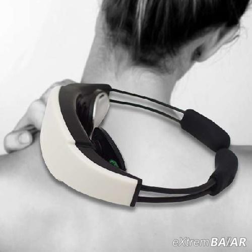 Intelligens nyakmasszírozó készülék