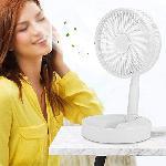 Összecsukható asztali ventilátor