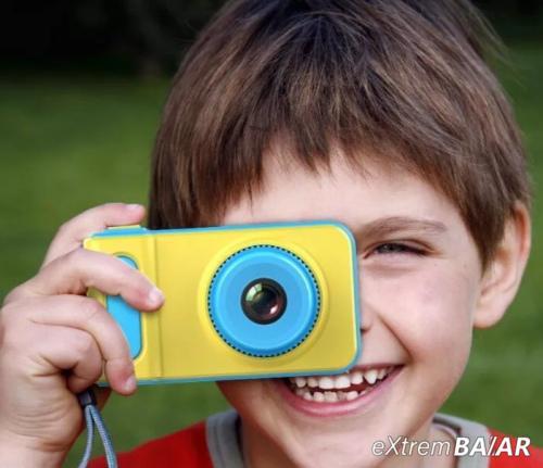 Kids Cam gyermek fényképezőgép
