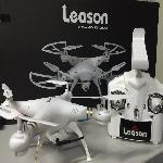 LEASON LS-126 Quadcopter ( Drón )  2.4GHZ 4CH R/C Drone w/Camera and WIFI !!!