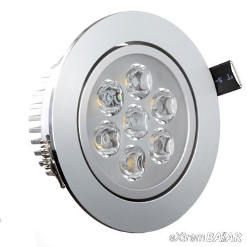 LED beépíthető Spotlámpa- 7W