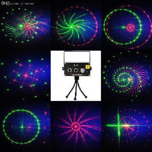 Lézer show rendszer - disco fény HL62
