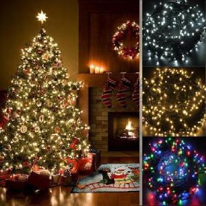 Karácsonyi fényfüzér - 180 LED