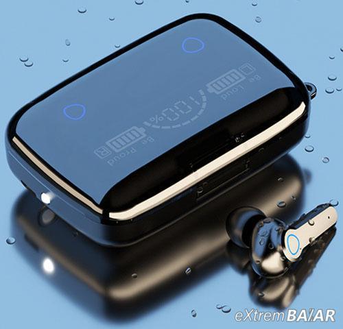 Vezeték nélküli fülhallgató M19 beépített Bluetooth 5.1 BT