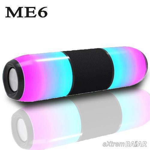 ME6 hordozható bluetooth hangszóró