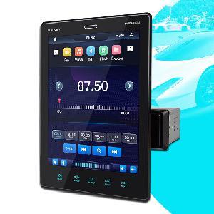 """Bluetooth autórádió 9.5"""" érintő képernyővel - MirrorLink multimédiás rendszer"""