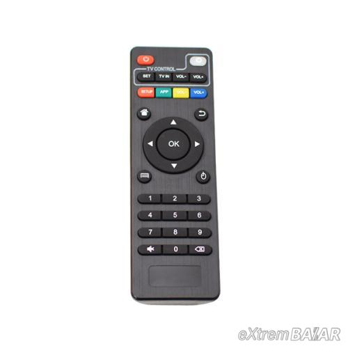MXQ Pro Android Smart TV Box - tv okosító / 2 GB RAM, 16 GB ROM, Quad-Core, Android 9.0, WiFi