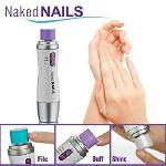 Naked Nails Körömápoló Készlet