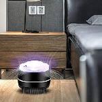 Nova rovarcsapda és szúnyogirtó készülék ventilátorral és LED világítással NV812