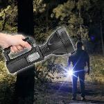 P50 akkumulátoros kézi reflektor / állvánnyal és állítható fényerővel