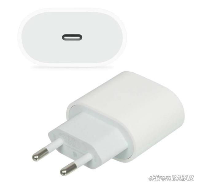 Original PD hálózati töltő adapter gyorstöltéssel Type C  Model A1820 EMC3277 ( USB-PD )