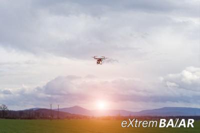 Fantom Star Quadcopter ( drón ) 2,4 GHz 4 csatornás / 3D / 360 mód / LED 6 Axis