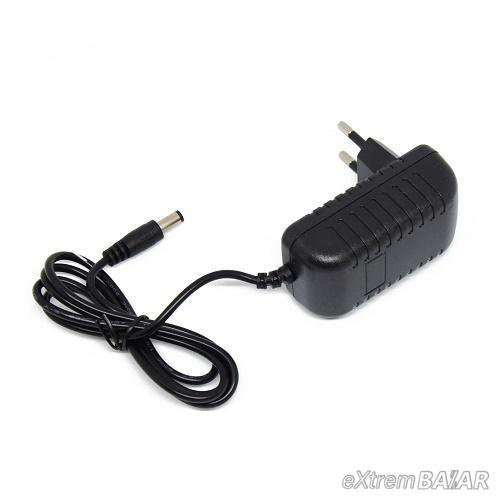 12V, 2A hálózati adapter - 90 cm