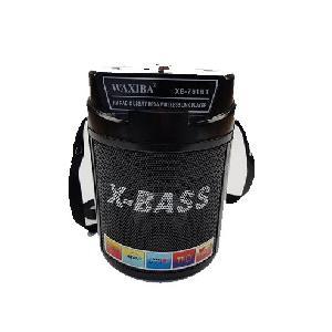 Retro rádió klasszikus vezeték nélküli MP3 lejátszó XB-761