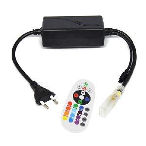 Vezeték nélküli távirányító RGB ledfényekhez / 24 gombos / port SMD ledsorokhoz