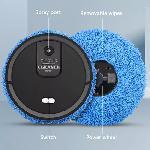 Intelligens Párásító és padlótisztító robotgép - Robot Mopper