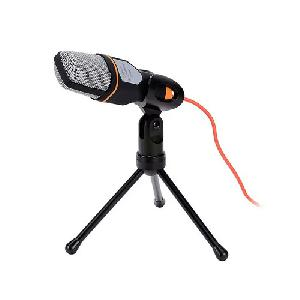 Kondenzációs mikrofon asztali állvánnyal - SF-666