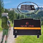 Összecsukható napelem panel / Solar Pack napelemes töltő