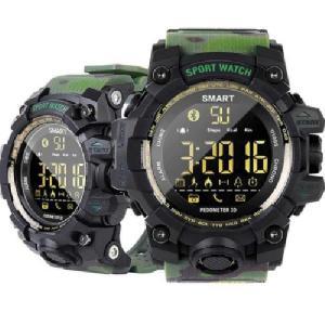Sports Smart Watch - Víz por és ütésálló bluetooth sport okosóra EX16