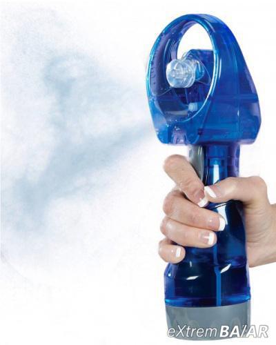 Pára permetezős kézi ventilátor