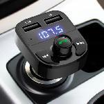 X8 Bluetooth Transmitter LCD kijelzővel
