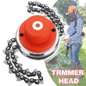 Univerzális fűkasza láncos vágófej / Trimmer Head /