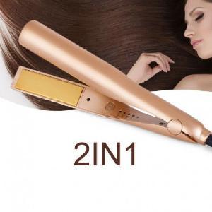 Twistline 2 az 1-ben hajformázó / hajvasaló és hajgöndörítő készülék