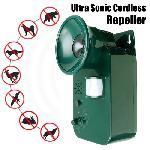 Ultra Sonic Ultrahangos mozgásérzékelős kártevő riasztó