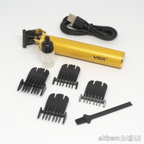 T-penge trimmer - hajtrimmelő / négy fejjel